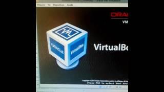 Instalacion de asterisk en virtualbox