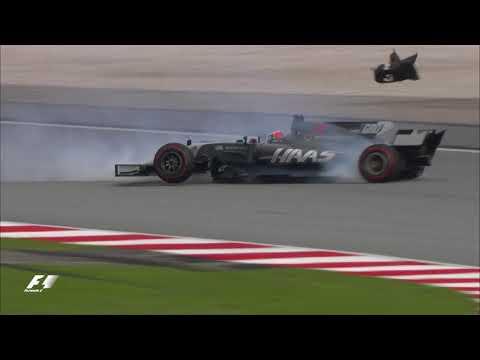 2017 Malaysian Grand Prix: FP2 Highlights