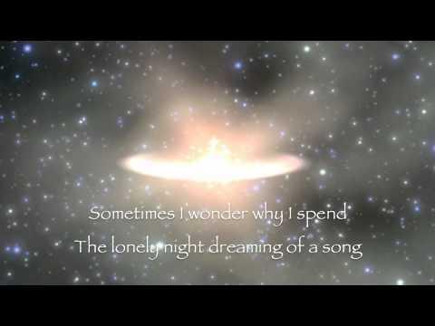 Stardust : Nat King Cole with lirics