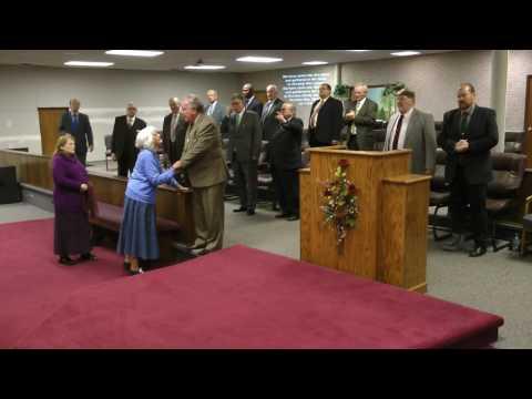 1-11-2017 Opening Wednesday Bradenton Gospel Tabernacle