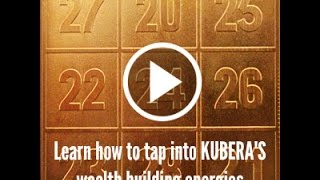 Video SHREEM BRZEE: Dr Pillai's Technique To Use the KUBERA Wealth Yantra download MP3, 3GP, MP4, WEBM, AVI, FLV Agustus 2018