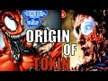 ORIGIN OF TOXIN VENOM VS. CARNAGE │ Comic History