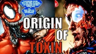 ORIGIN OF TOXIN (VENOM VS. CARNAGE) │ Comic History