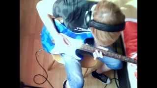 Final Fantasy 6 Rhapsody on E Guitar   THEoneNILS