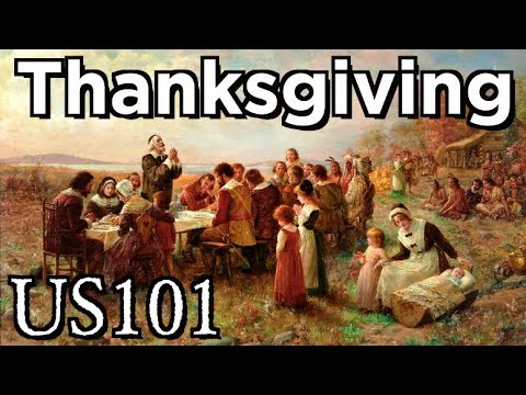 The Real Story of Thanksgiving - US 101