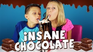 INSANE CHOCOLATE Smoothie / RonaldOMG / GamerGirl