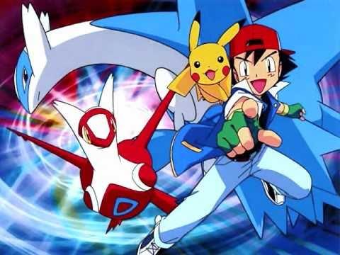 Pokemon Season 7 Theme Song Full(Advanced Challenge Theme Song)