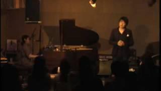 """時には昔の話を ~紅の豚~より Tokiniha Mukashi no Hanashi wo from """"Porco Rosso"""" Live cover by Manabu & Yoko @ Next Sunday 阿佐谷 オススメの ..."""