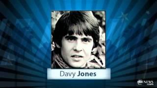 Davy Jones Dead at 66: Monkees Singer Dies After Suffering Heart Attack in Indiantown, Florida