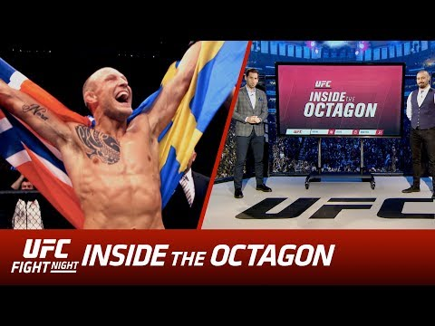 UFC Copenhagen: Inside the Octagon - Hermansson vs Cannonier