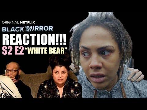 "Black Mirror S2 E2 ""White Bear"" REACTION!!!"
