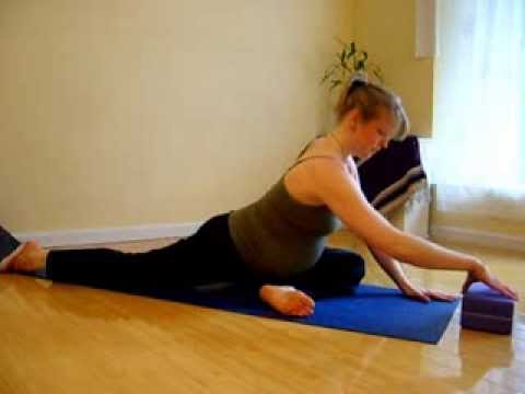 hqdefault - Pregnancy Yoga Stretches For Back Pain