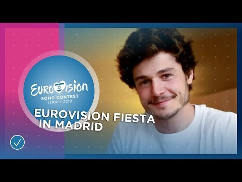 A Eurovision Fiesta in Madrid! Twenty-two participants perform in the Spanish capital