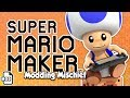Super Mario Maker Mods - New Themes, Old Memes - Modding Mischief With DPadGamer