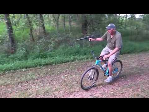 Drive-by Shooting with an UZI