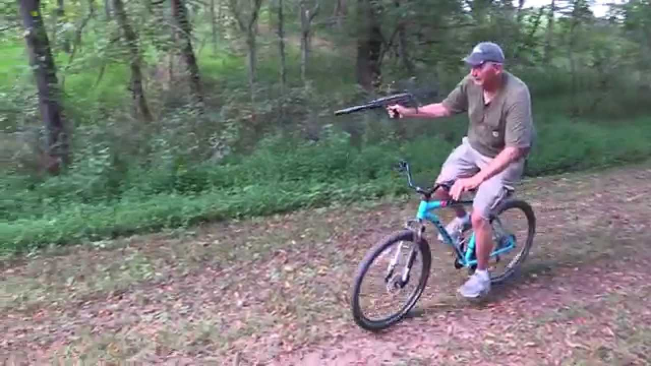 Drive By Shooting With An Uzi Youtube