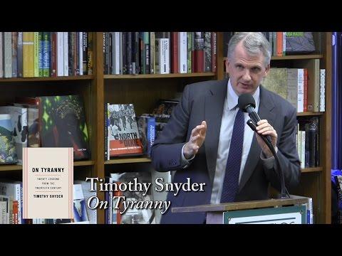 Timothy Snyder,