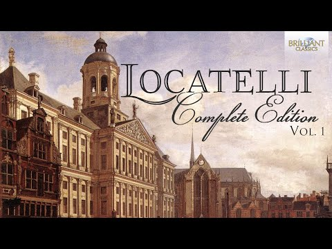 Locatelli: Complete Edition Vol. 1