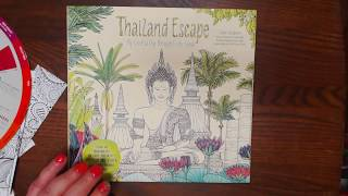 Thailand Escape 1 Year Ago By Coloring Book Reviews