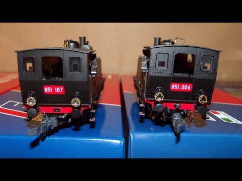 FS GR 851 LE MODELS + LIMA EXPERT SCALA H0 1/87