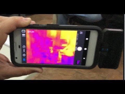 Hands On with The FLIR ONE Pro Thermal Imaging Camera
