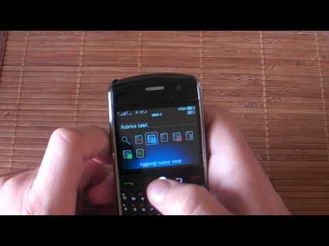 Blackberry Curve 8900 Dual Sim Wi Fi Java TV Fm 2GB Italiano 100%