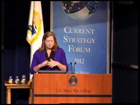 CSF 2012 | Abigail Disney: Women, War & Peace