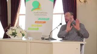 الشيخ الأسير موسى الشريف لم يكن المسلمون يعرفون الحجاب ولا الصوم قبل الصحوه والكعبة كانت شبه خاليه