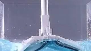 노터치밀대걸레 거실바닥청소 물걸레 밀대 막대 가정