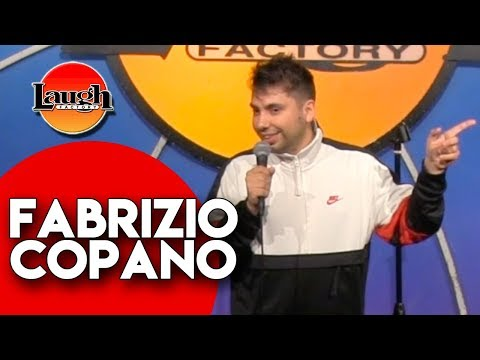 Fabrizio Copano | Extraordinary Talent | Laugh Factory Stand Up Comedy