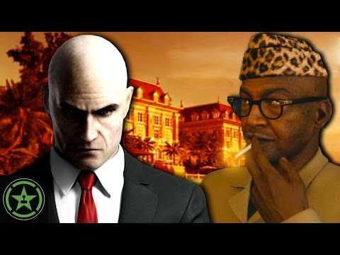 Let's Watch - Hitman - Elusive Target: The Ex-Dictator
