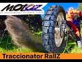 Gambar cover MotoZ RallZ Traccionator Review y Opinión