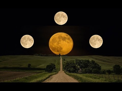 4 MOONS DREAM & 4 JUDGMENTS - Watch to the end!!
