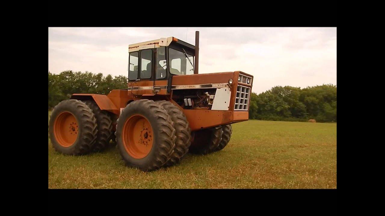 1978 International 4386 tractor for sale | sold at auction September 10,  2014
