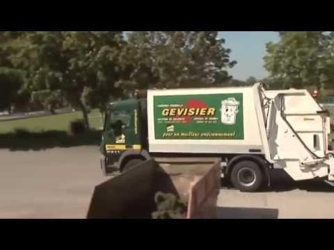 Benne à Ordures / Garbage Truck, Refuse Truck, Waste Truck, Vuilniswagen, Sopbil, Müllabführ