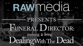 """Funeral Director: Making a Living Dealing with the Dead"" Official Trailer 2013"