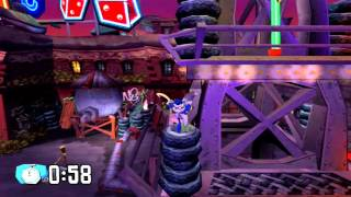 Sly 1: Master Thief Sprints - Straight to the Top (PS3)