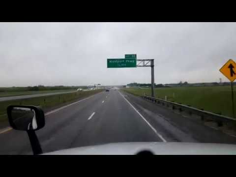 BigRigTravels LIVE! Fort Worth,  Texas to San Antonio for time off-Interstate 35W South
