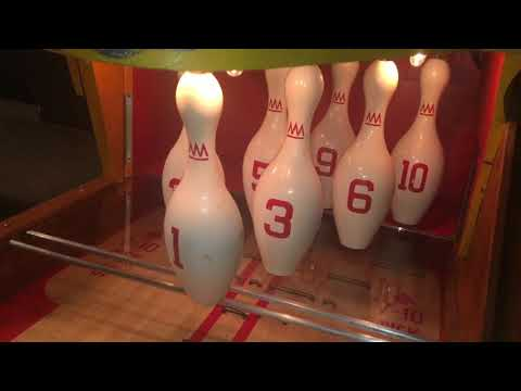 FS 1956 United Bowling Alley small ball bowler