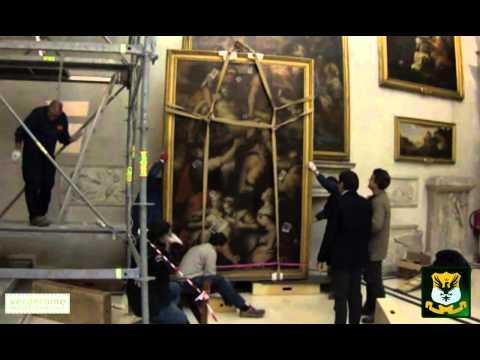 Verderame progetto cultura - I Dialoghi dell'Arte - Caravaggio incontra Vasari.