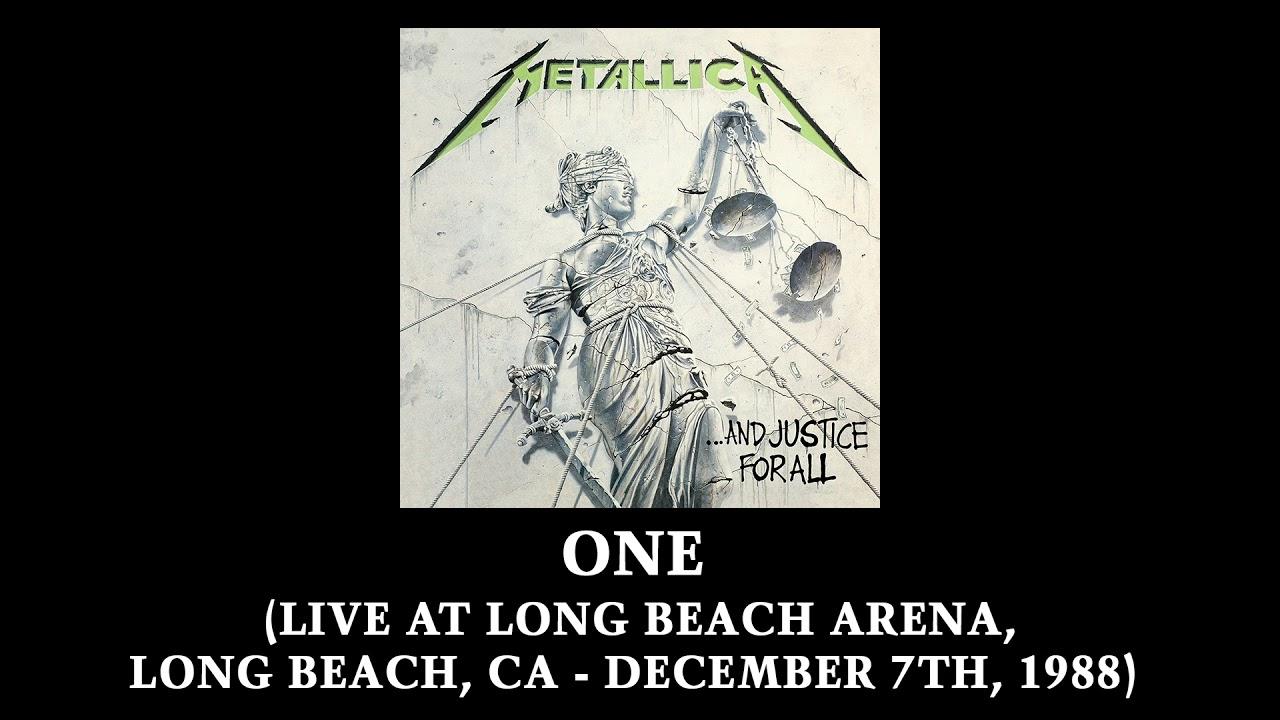 Metallica: One (Live at Long Beach Arena, Long Beach, CA – December 7th, 1988)