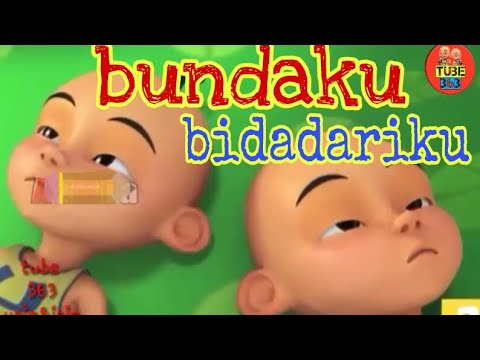 BUNDA -lagu Anak-parodi Bidadari (surgaku)versi Upin Ipin Terbaru Dan Adit Sopo Jarwoterbaru