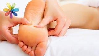 Снимите усталость в ногах с помощью массажа по шиацу! – Все буде добре. Выпуск 726 от 22.12.15