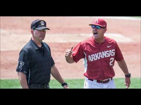 Dave Van Horn vs. Umpires