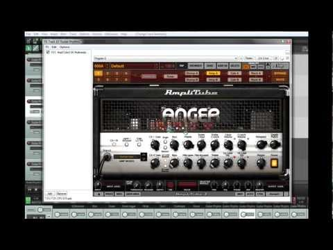 AmpliTube 3 Anger (Engl) - Metal Sound (HD)