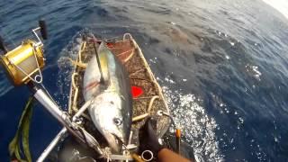 jetski fishing hawaii june 1 2013 ahi
