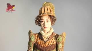 帝劇2014年4・5月公演 ミュージカル『レディ・ベス』でキャット・アシュ...