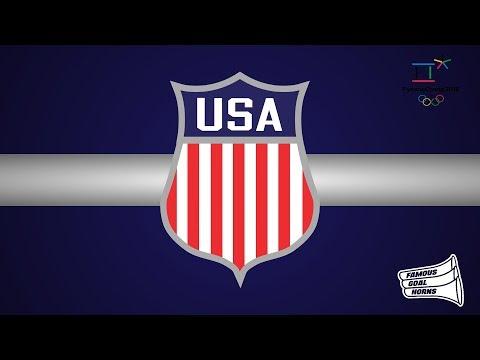 Team USA 2018 Winter Olympics Goal Horn