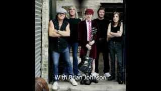 You Shook Me All Night Long by AC/DC (lyrics)