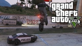 GTA V - PS3 Gameplay